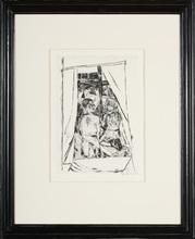 Max BECKMANN (1884-1950) - Knaben am Fenster