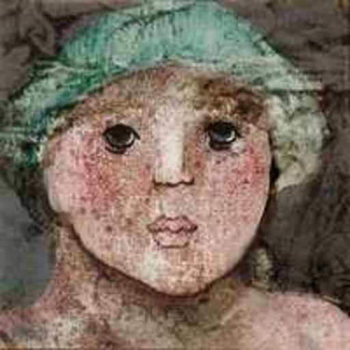 Giovanna MADOI - Gemälde - Volto