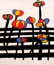 Alexander CALDER (1898-1976) - Flowers