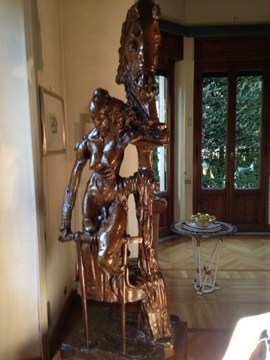 Augusto PEREZ - Sculpture-Volume - ermafrodite