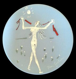 Jean COCTEAU - Keramiken - Atalante