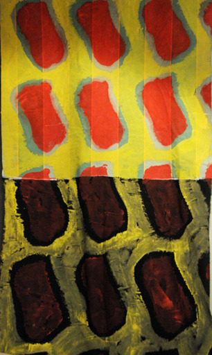 Claude VIALLAT - Pintura - Sans titre