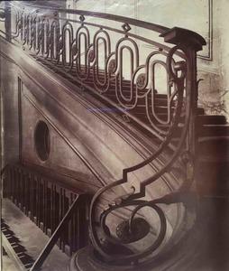 Eugène ATGET - Photography - Untitled (Hôtel de Fleury)