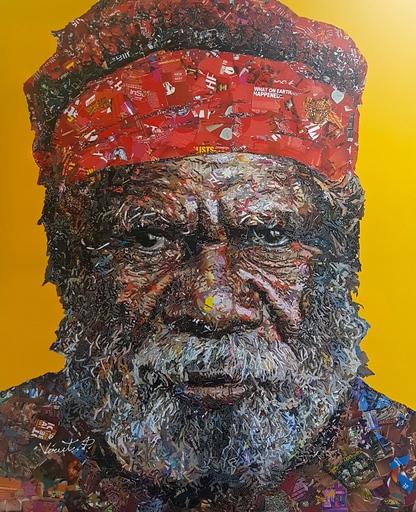 VIRUT P. - Painting - Aboriginal