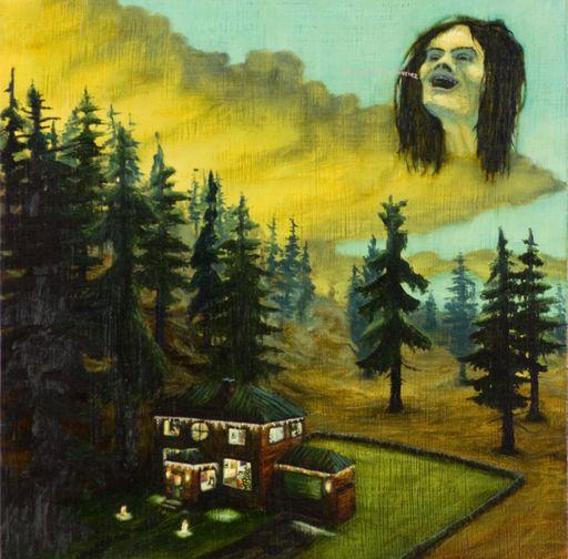 Dan ATTOE - Peinture - We're all memories