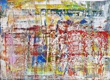 格哈德·里希特 - 照片 - Abstraktes Bild P1