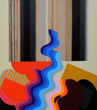 Mohammed MELEHI - Painting - Untitled 8