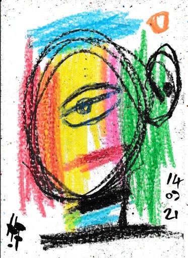 Harry BARTLETT FENNEY - Disegno Acquarello - maudie(14 09 21)
