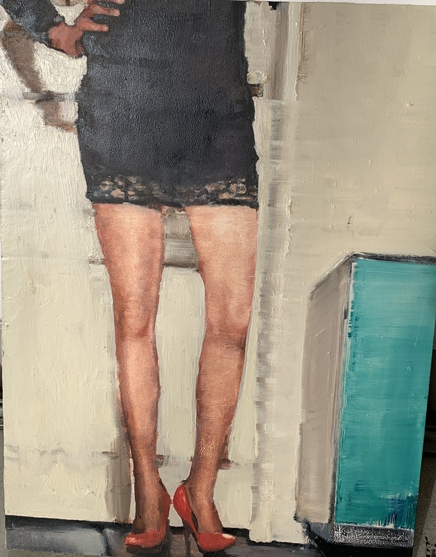 Daniele GALLIANO - Pittura - untitled