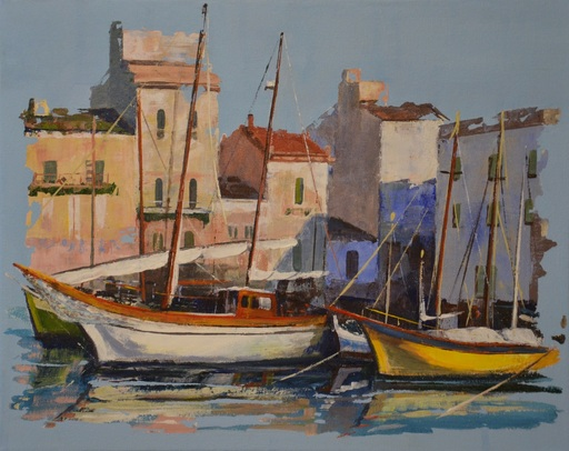 Diana KIROVA - Gemälde - La Maddalena