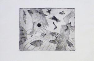 Henri GOETZ - Print-Multiple - Composition