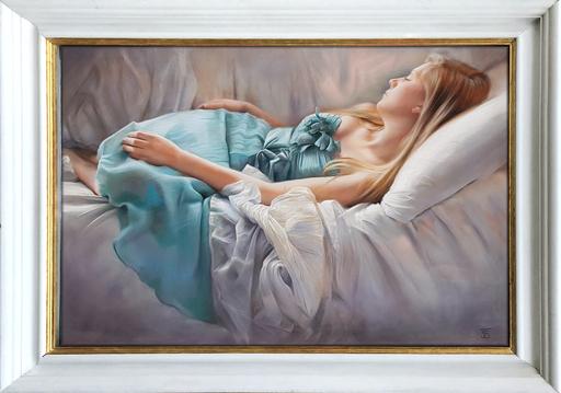 Tina SPRATT - Peinture - Sweet Dreams