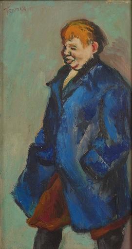 Abram TROMKA - Gemälde - Fat Boy
