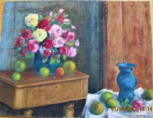 Achille LAUGÉ - Painting - Stillleben