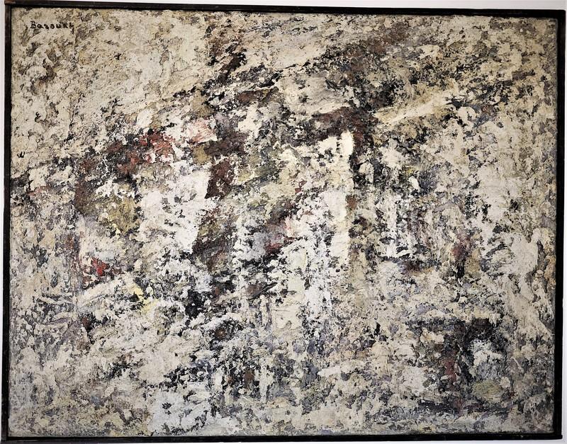 Ezechiel BAROUKH - Peinture - Sans titre