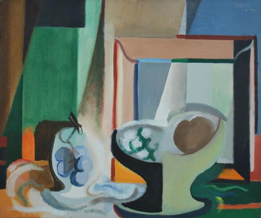 Youla CHAPOVAL - Peinture - Compotier