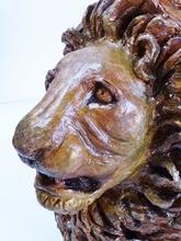 Jacqueline GAGNES-DENEUX - Sculpture-Volume - ROI  LION