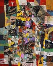 Iris BAND - Pintura - Im Korallenriff
