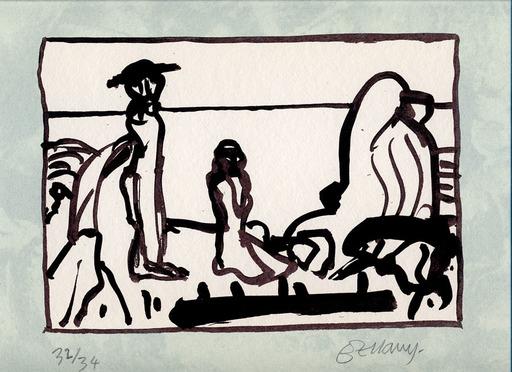 John BELLANY - Druckgrafik-Multiple - Light Landscape