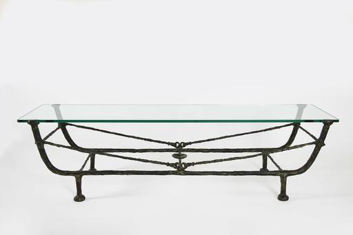 Diego GIACOMETTI - Scultura Volume - Table berceau, Première version