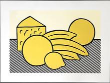 Roy LICHTENSTEIN - Print-Multiple - Yellow Still Life