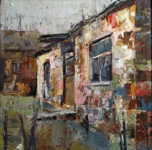 Ohanyan KAMSAR - Pittura - Old Home