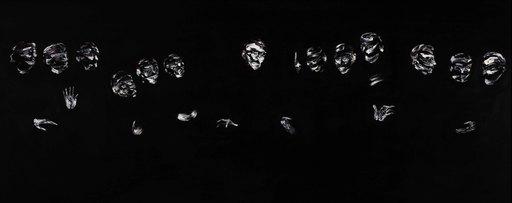 Lorenzo PUGLISI - Painting - IL GRANDE SACRIFICIO