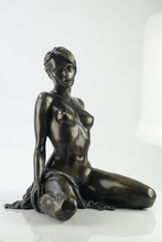 Yves PIRES - Sculpture-Volume - Yulia