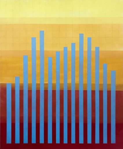 Caroline EBIN - Painting - « sugar-2021 »