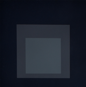 Josef ALBERS - Stampa Multiplo - Composition Seven, from: Homage to the Square