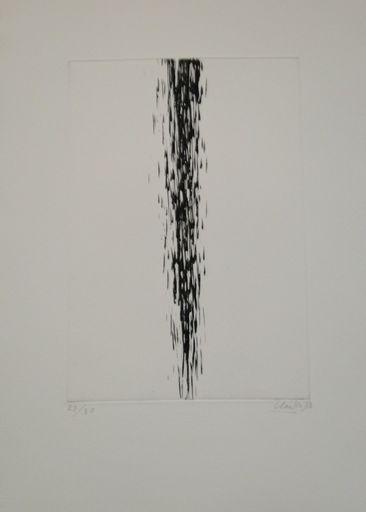 Günther UECKER - Print-Multiple - Zwischentöne