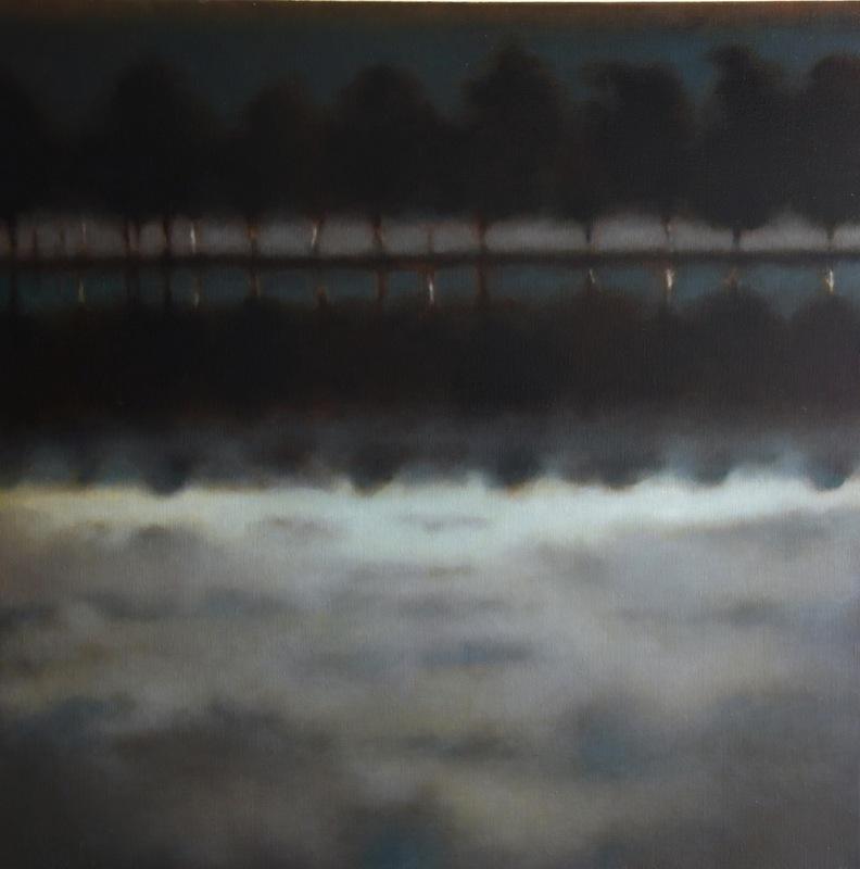 BERG - Peinture - Reflets
