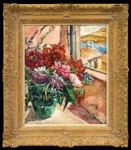 Marie Mela MUTER - Painting - Vase de Fleurs
