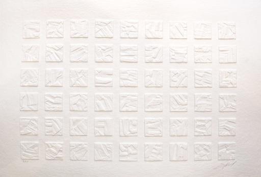 Guillaume ALLEMAND - Print-Multiple - Carrés Blancs