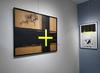 Laurent MINGUET - Pittura - Acid Cross - Série Abstract Gravity