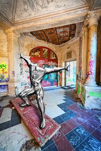 K-ARTY - Photography - Le surfeur d'argent