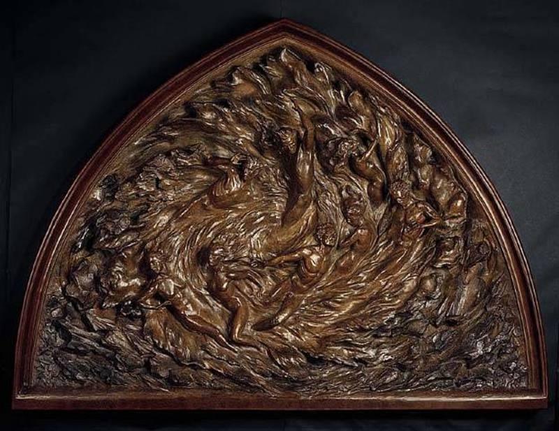Frederick Elliot HART - Sculpture-Volume - Ex Nihilo: Working Model