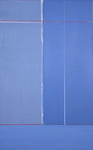 Geneviève ASSE - Painting - Quadrille