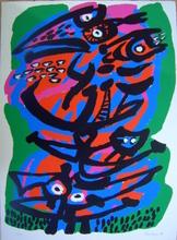 Anton ROOSKENS - Print-Multiple - Oiseau