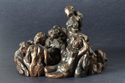 Christian LIGNAIS - Skulptur Volumen - L'aubaine turque