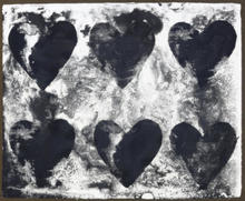 Jim DINE (1935) - Dutch Hearts