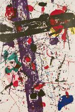 Sam FRANCIS (1923-1994) - 8 by 8 To Celebrate