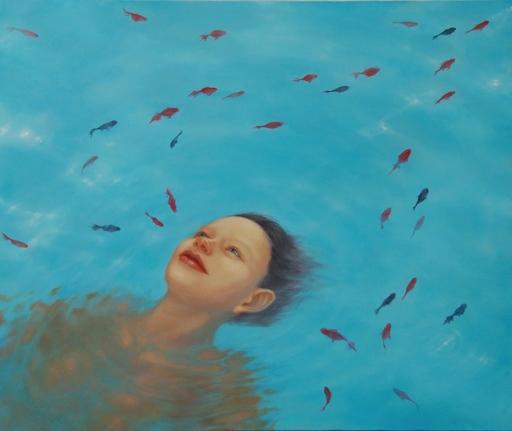 Hiromi SENGOKU - Painting - Nabis