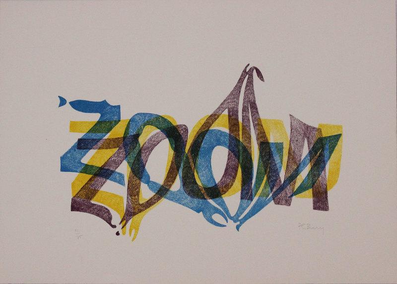 Pol BURY - Grabado - Zoom