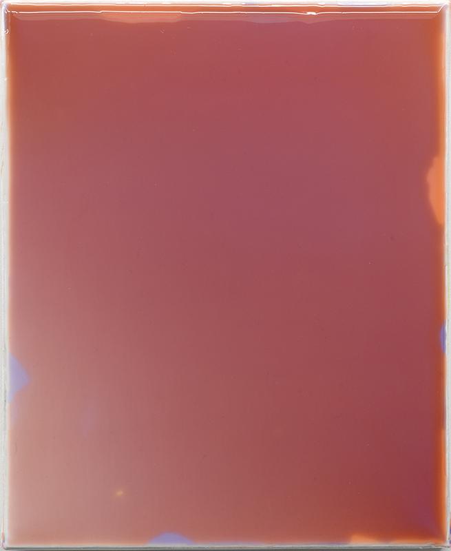 Gilles TEBOUL - Peinture - Untitled n°1185