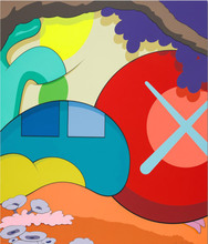 KAWS - Print-Multiple - You should know I know