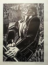 Frans MASEREEL - Print-Multiple - Hommage à Emile Verhaeren/Ere aan Verhaeren