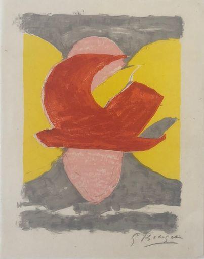 Georges BRAQUE - Print-Multiple - Descente aux enfers