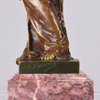 Louis Ernest BARRIAS - Sculpture-Volume - Nature Unveiling her Secrets to Science