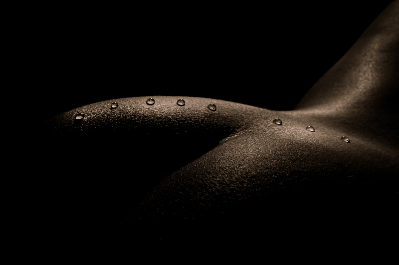 Pierre VOLPE - Photography - Droplets 11    (Cat N° 6557)
